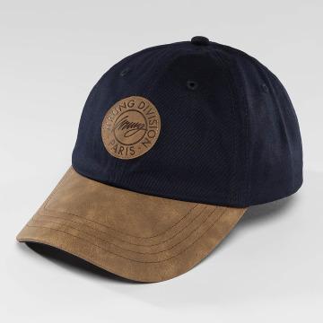 Wrung Division snapback cap Duke blauw