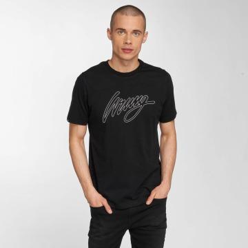 Wrung Division T-Shirt Outline black