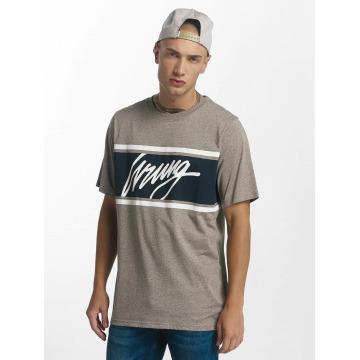 Wrung Division T-Shirt Show grey