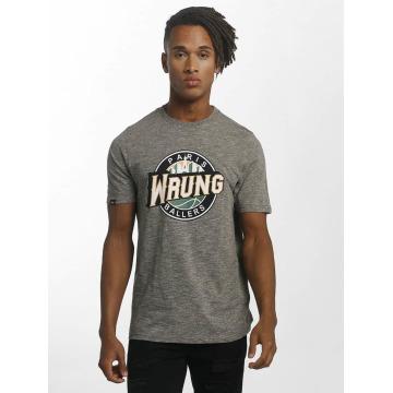 Wrung Division T-Shirt Ballers grey