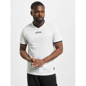 Wrung Division T-Shirt Raider white