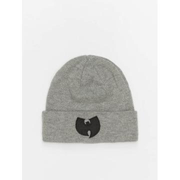 Wu-Tang Beanie Logo grijs