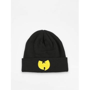 Wu-Tang Beanie Logo zwart