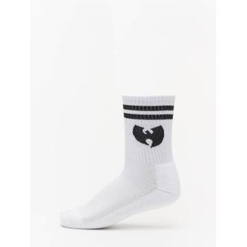 Wu-Tang Calcetines Logo blanco