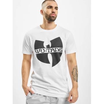 Wu-Tang T-Shirty Logo bialy