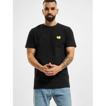Wu-Tang T-Shirty Front-Back czarny