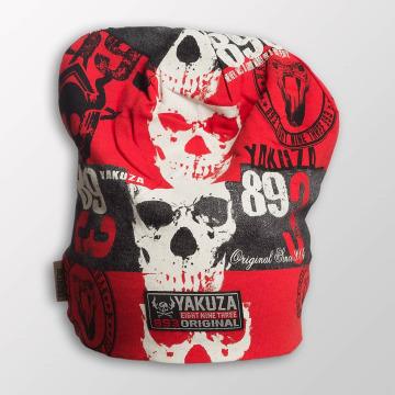 Yakuza шляпа Reel красный