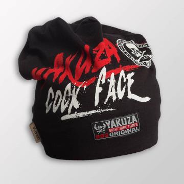 Yakuza шляпа Cock Face черный