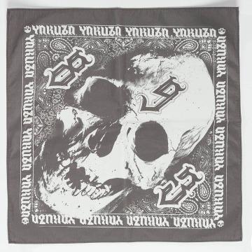 Yakuza bandana Skull grijs
