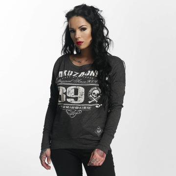 Yakuza Camiseta de manga larga 893 Union negro