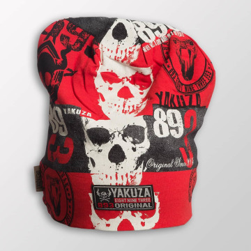 Yakuza Hat-1 Reel red