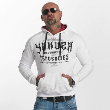 Yakuza Hoodie Hoody white