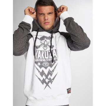 Yakuza Hoody Skull Two Face wit