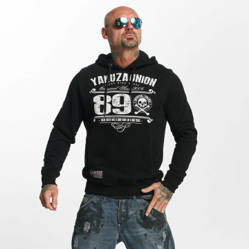 Yakuza Hoody 893 Union zwart