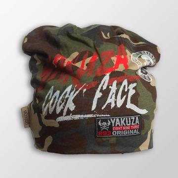 Yakuza Huer Cock Face camouflage