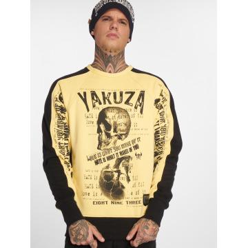 Yakuza Jersey Love Hate amarillo