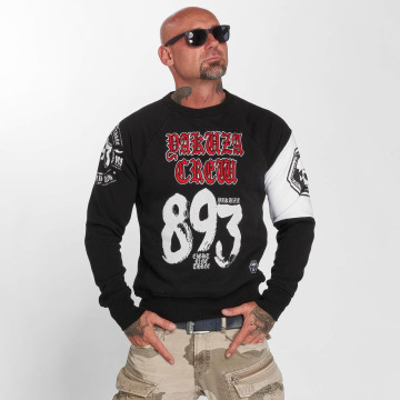 Yakuza Jersey 893 Jumper negro