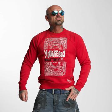 Yakuza Jersey No Matter rojo