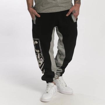 Yakuza Jogging kalhoty Two Face čern