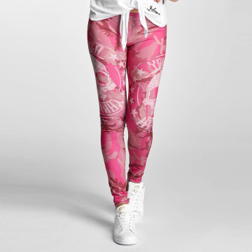 Yakuza Legging Military Lady camouflage