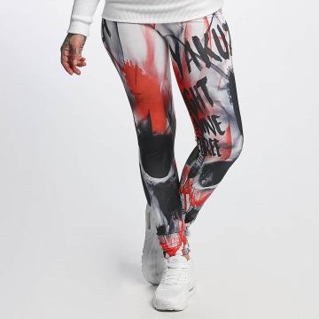 Yakuza Leggings/Treggings Skull colored