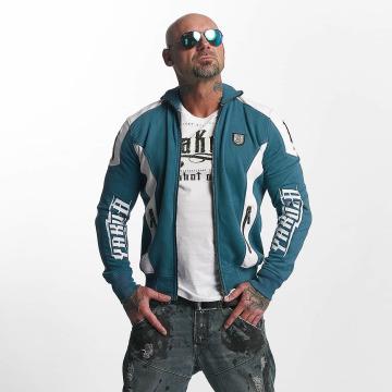Yakuza Lightweight Jacket Skull blue