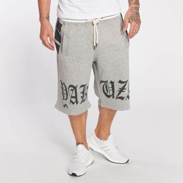 Yakuza Pantalón cortos Athletic gris