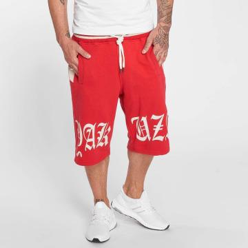 Yakuza Pantalón cortos Athletic rojo