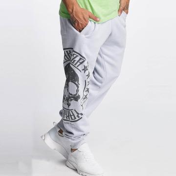Yakuza Pantalón deportivo Skull Label gris