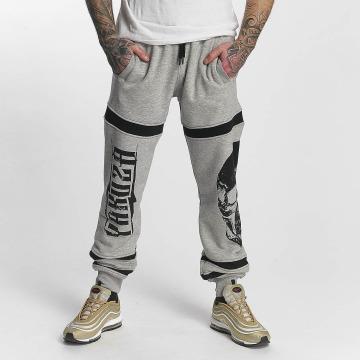Yakuza Pantalón deportivo Skull gris