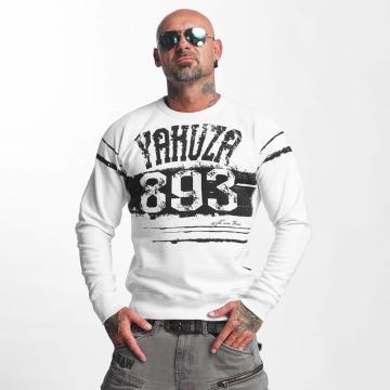 Yakuza Pullover Yent white
