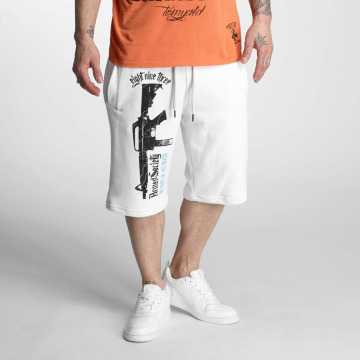 Yakuza Short Armed Society blanc