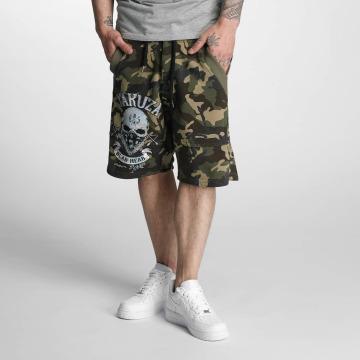 Yakuza Short Kanto camouflage
