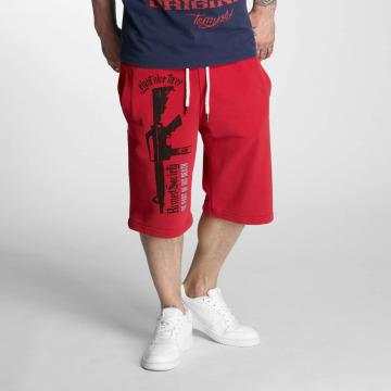 Yakuza Shorts Armed Society rosso