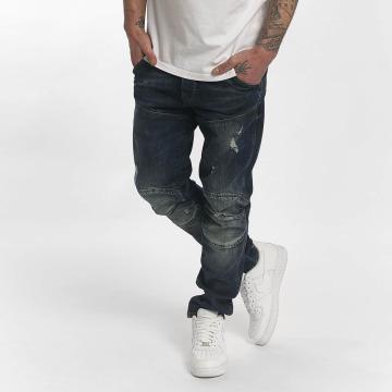 Yakuza Straight Fit Jeans 893 Straight blå