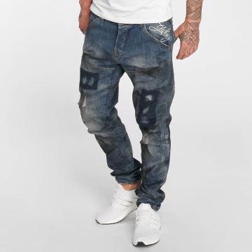 Yakuza Straight Fit Jeans 893 blue