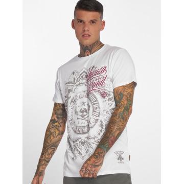 Yakuza T-paidat Inked in Blood valkoinen