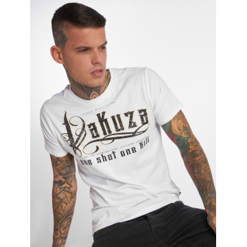 Yakuza T-Shirt One Shot blanc