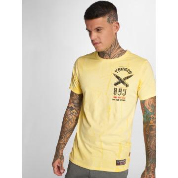 Yakuza T-Shirt Blaze N Glory gelb