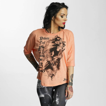 Yakuza T-Shirt manches longues Taste and Feel orange