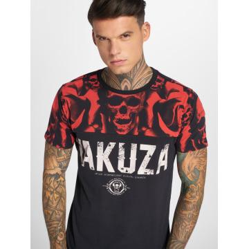 Yakuza T-shirt SICK n FxCK nero