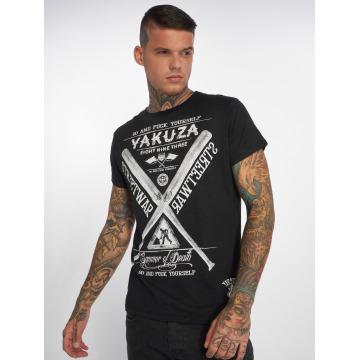 Yakuza T-Shirt Streetwar noir