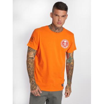 Yakuza T-Shirt Shadowplay orange