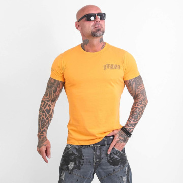 Yakuza t-shirt Daily Use oranje