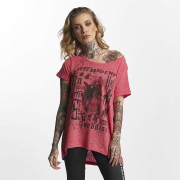 Yakuza T-Shirt Stupid Paradise Boyfriend pink