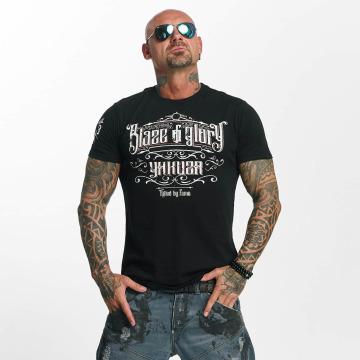 Yakuza T-Shirt Blaze N Glory schwarz