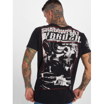 Yakuza T-Shirt Shadowplay schwarz