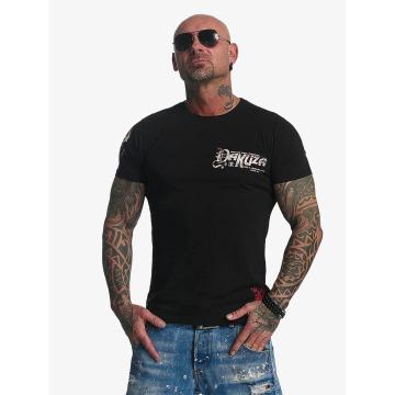 Yakuza T-shirt Scrap svart