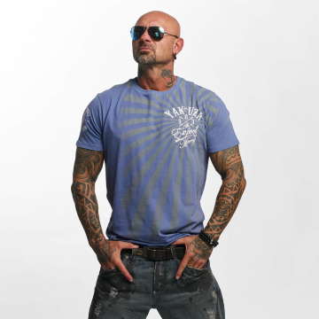Yakuza T-Shirt Expect No violet