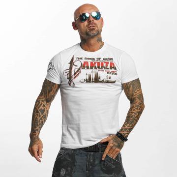 Yakuza T-Shirt Havoc weiß